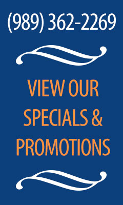 View our Specials and Promotions